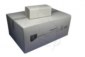 Handtuchpapier, 45g/m² hell 1lg. 24,5x23 ZickZack+V-Falz (ZZ+V)CLEANAGENT-404889-