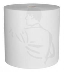 Vliestuchrolle, weiß, 30x38, 500 Blatt