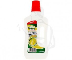 Zitronensäure universeller Kalklöser, 500ml flüssig zum reinigen oder entkalken