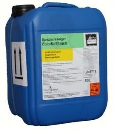 Spezialreiniger Chlorfix/Bleach 10 L alkalischer Schimmel- u. Sanitärreiniger