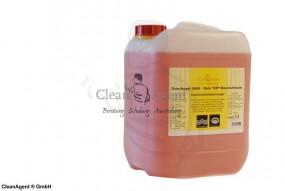 Sanitärunterhaltsreiniger CleanAgent Meeresfrische mit Langzeitduft, rot, 10L