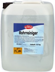 Rohr Reiniger, flüssig, 10L/12kg flüssiger Spezialreiniger/Haarentferner