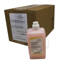 Seifencremepatrone passend zu CWS (467/463)/Ingo-man/Titus650 rosè, 500ml