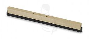 Beco Wasserschieber Holz 50 cm geschliffener Holzkörper, unlackiert