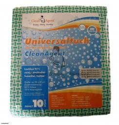Universaltuch, GRÜN, 145 g/m², 35x40 kariert, mit leichten Reinigungsnoppen