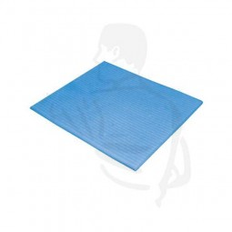 Schwammtuch gross, feucht, blau, 25x31 textilverstärkt, kochfest,sehr saugstark