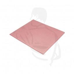 Schwammtuch, rosa, feucht, 18x20 textilverstärkt, kochfest,sehr saugstark