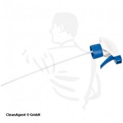 Sprühpistole Strahl&Spray blau/weiß, APTP passend zu 1 Liter Flaschen mit 28mm Gewinde