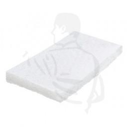 Superhandpad dick, weiß 11,5x25x25 speziell geeignet zum polieren,kratzfrei