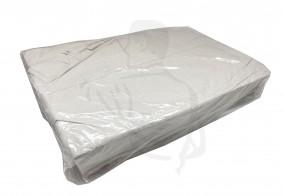 Zellstoffwatte, 40x60, weiß, 3x5kg reiner Zelllstoff, 4-lagig, geschnitten