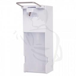 Desinfektionsmittelspender, 500ml/1 Liter aus ABS-Kunststoff, mit kurzem Hebel