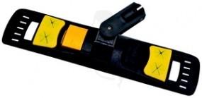 Klapphalter VERMOP gelb Sprint Plus 40cm aus Kunststoff für einstufiges Wischen