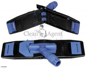 Kombi-Klapphalter , schwarz/grau, 40 cm mit Arretierverschluss aus Kunststoff