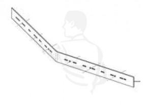 Ersatz Gummilippe (Sauglippen) hinten für Scheuersaugmaschine Camira von Sprintus