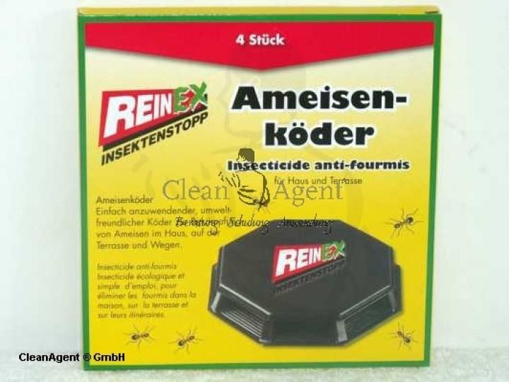 ameisenk derdosen insecticide anti fourmis 4er t tet. Black Bedroom Furniture Sets. Home Design Ideas